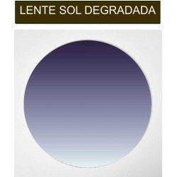 lentes de sol degradadas